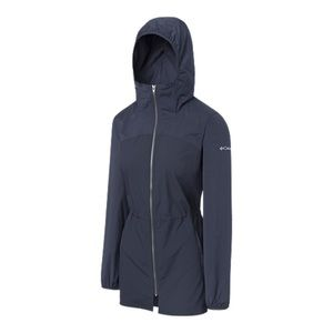 Columbia Omni-Shield Rain Jacket - Plus Size